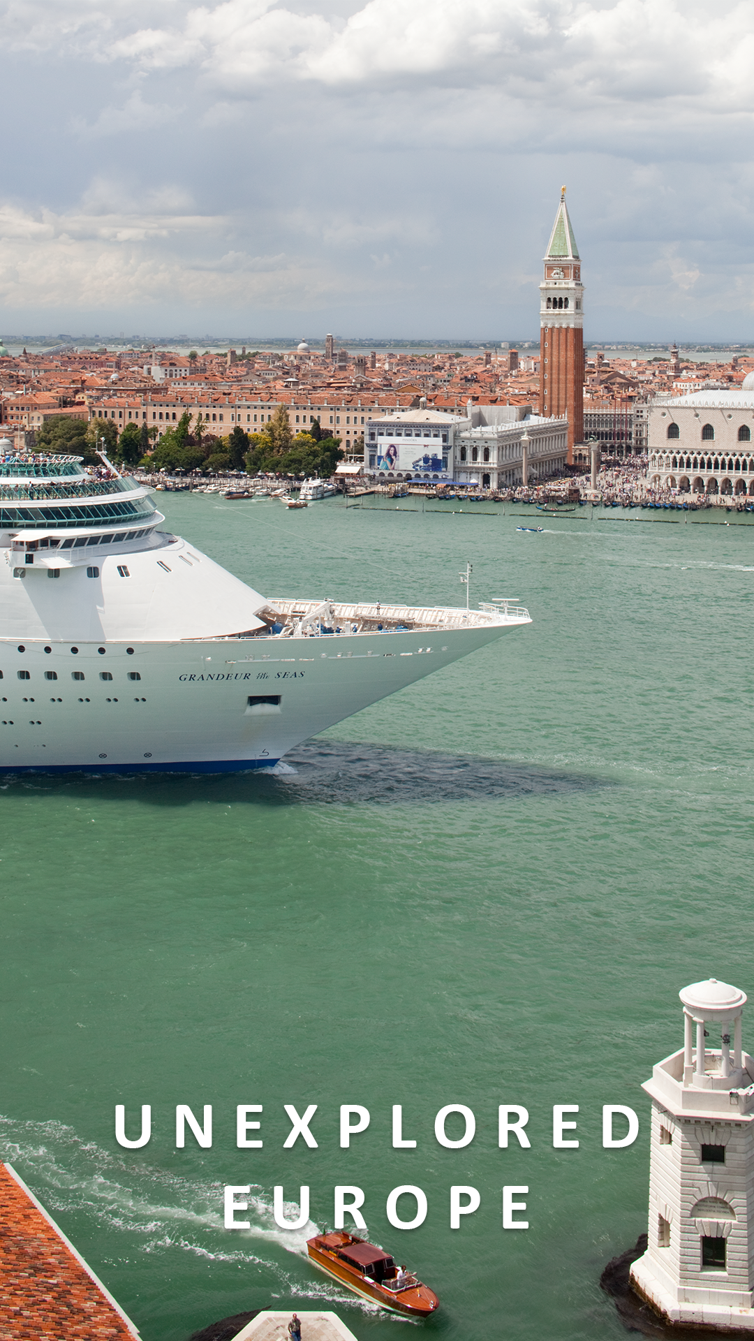 Europe on The Celebrity Cruises