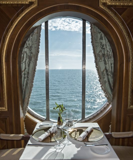 Romantic Dining at Celebrity Cruises