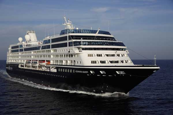 Azamara Club Cruises - Just Cruise