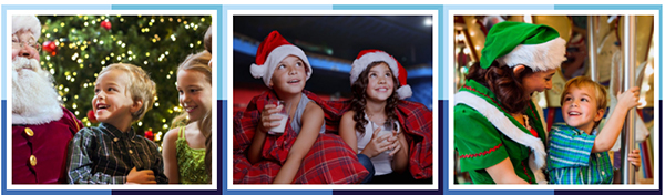 Let your kids celebrate Christmas like never before