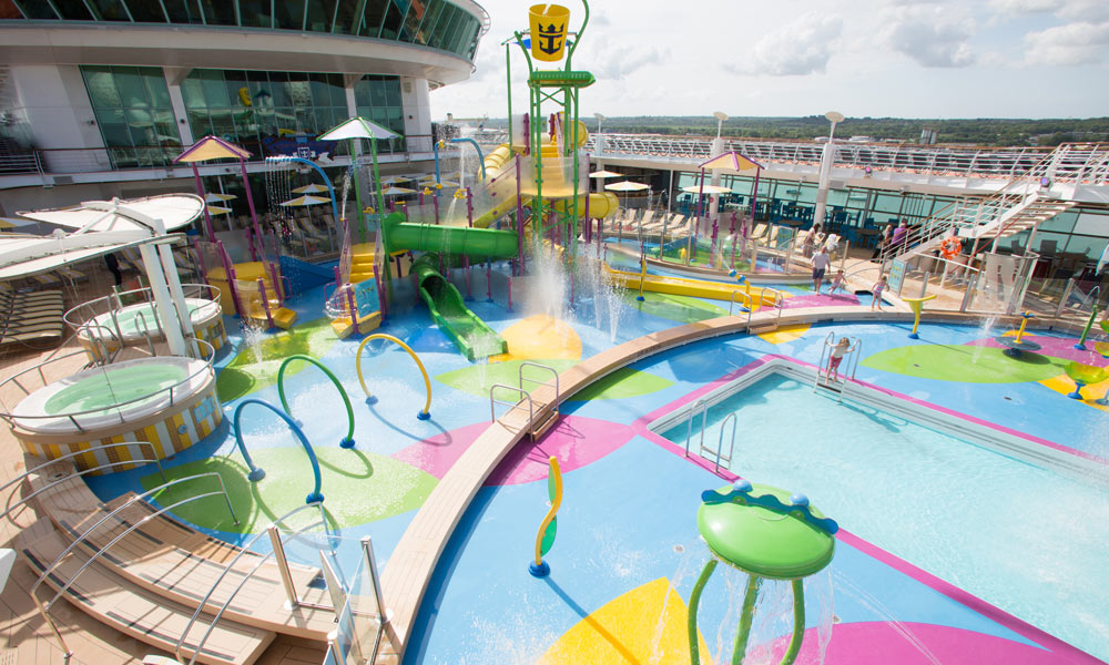 Splashaway Bay, Independence of the Seas
