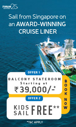 Singapore Cruise Offer