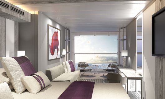 Infinite Veranda in Celebrity Edge