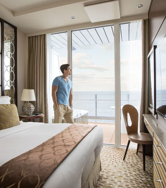 Signature Suite, Celebrity Reflection