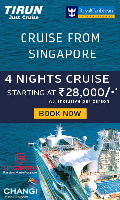 Cruise from Singapore